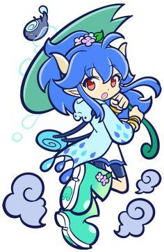 【★5】雨やどりジャァーン -ぷよクエ攻略wiki【ぷよぷよ!!クエスト】 - Gamerch