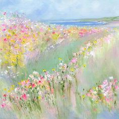 Spring pathway by Sue Fenlon