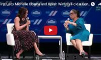 Sorry men, Michelle Obama just doesn't think you're good enough (VIDEO)