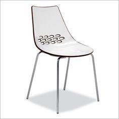calligaris jam contemporary chair, straight legs by archirivolto - furniture