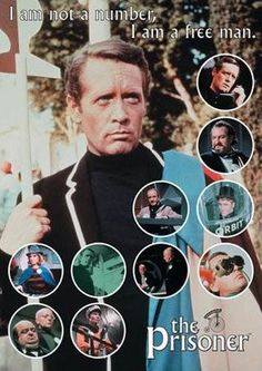 """The Prisoner"", science fiction television series by Patrick McGoohan (UK… Old Tv Shows, Best Tv Shows, Favorite Tv Shows, 1960s Tv Shows, Favorite Things, Radios, Cinema Video, Tv Vintage, Vintage Movies"