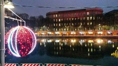 Christmas lights at Darsena #milano #milanbynight #milanodavedere #mirror #reflection_shotz #reflectionperfection #nightlights #citylights #cityscape #urbanpower #urbanlights #postcardfromtheworld #picturelover #picoftheday by mycincinnati69