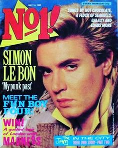 No. 1 magazine