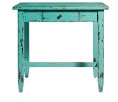 Muebles decapados: DIY para conseguir un aspecto vintage, shabby o rústico: Elegir el color de fondo que tendrá el decapado
