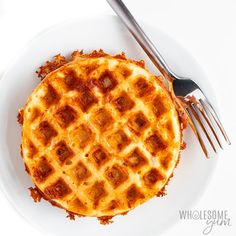 Keto Chaffles Recipe Ways! Keto Waffle, Waffle Recipes, Brownie Recipes, Cooking With Coconut Flour, Coconut Flour Recipes, All Purpose Flour Recipes, Low Carb Waffles, Poppers Recipe, Parmesan Recipes