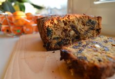 Dried Fruits And Nuts Cake With Rum - Sweet Toothy