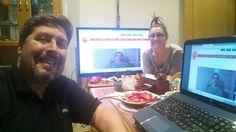 Estamos en la formación de ALL IN!!! Solo para las personas mas enfocadas en el negocio. #anabelycarlos #internetmarketing
