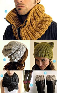 kitty dune hats cowls and boot cuffs