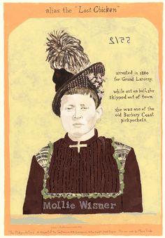 Maria Forde, 'Pickpocketers: Mollie Wisner'.