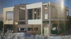 Peter Eisenman, dom III (Millera), Lakeville, Connecticut, 1970