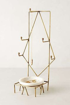 Anthropologie - Radial Jewelry Stand