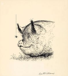 May I Have Your Name?  Charlotte's Web, illustrations by Garth Williams.
