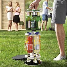 retractable outdoor bottle cooler Source by igorbeanchin Diy Cooler, Beer Cooler, Beer Fridge, Outdoor Gadgets, Welding Art, Backyard Games, Cellar, Drink Bottles, Diy And Crafts
