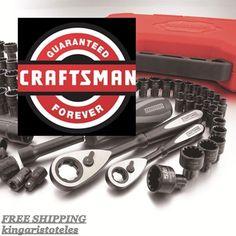 DIY  Tools Craftsman Socket Set Case
