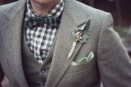 country chic groom - Google Search
