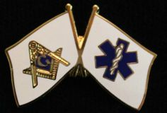 Masonic Freemason Medical Field Lapel Pin EMT . $6.95. This lapel pin is made of the best quality materials possible. They are made for many years of use. You will not be disappointed!