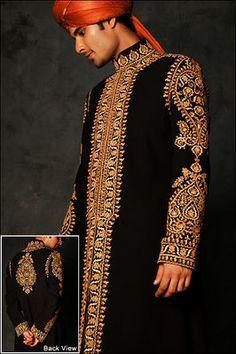 New wedding dresses indian patterns ideas New Wedding Dress Indian, Groom Wedding Dress, Indian Wedding Outfits, Wedding Men, Wedding Suits, Indian Outfits, Wedding Dresses, Trendy Wedding, Wedding Ideas