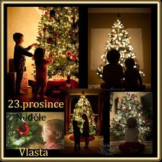 23.12. Collages, Christmas Tree, Holiday Decor, Home Decor, Montages, Homemade Home Decor, Collage, Xmas Tree, Xmas Trees