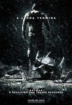 BATMAN CAVALEIRO RESSURGE DUBLADO AVI TREVAS O FILME DAS BAIXAR