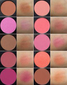 BHCosmetics professionnal blush palette