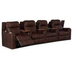 Klaussner 43703 Palace Home Theater Seating