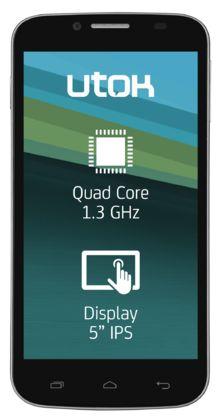 UTOK Q50 Q50, Dual Sim, Sims, Phones, Smartphone