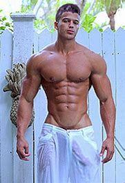 Image result for Hung Teen Bodybuilder
