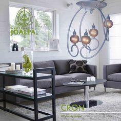 Colección Cron, una #lampara diferente para gente diferente #ColorsByJoalpa