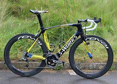 Michael Morkov's Specialized S-Works Venge, Tour de France - 2014