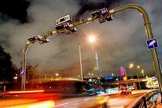 Från 15 april kan kamerorna som används för trängselskatten även användas som fartkameror.