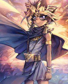 Pixiv Id 20767318, Yu-Gi-Oh! Duel Monsters, Yu-Gi-Oh!, Pharaoh Atem, Yami Yugi, Floating