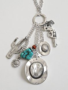 Love this - the Chunky Cowgirl Necklace