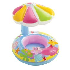 Intex 56583Ep Fish Baby Float, 2015 Amazon Top Rated Baby Floats #Toy