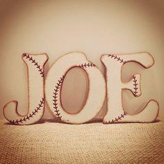 Baseball Nursery mur lettres-Baseball lettres-Vintage Baseball-pépinière lettres-Baseball bois chambre lettres-mur lettres-Baseball Nursery