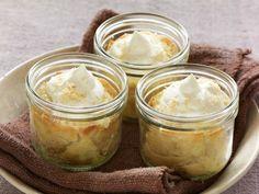Coconut Cream Jar Pies