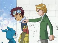 Digimon: System Restore: Zero Two Episode 04: Iron Vegiemon