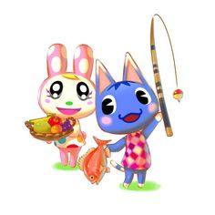 Here's some cute new official Animal Crossing artwork from Pocket Camp Club - Animal Crossing World Rosie Animal Crossing, Animal Crossing Characters, Artwork Images, Really Cool Stuff, Pikachu, Nintendo, Product Launch, Camping, Japanese