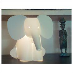 Mini Elephant Light Zzzoolights $34