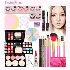 $44.90 (Buy here: https://alitems.com/g/1e8d114494ebda23ff8b16525dc3e8/?i=5&ulp=https%3A%2F%2Fwww.aliexpress.com%2Fitem%2F11pcs-Makeup-Sets-5pcs-Maquiagem-Make-Up-Brushes-ADS-Makeup-Palette-Mascara-False-Eyelashes-Eyebrow-Pencil%2F32473756444.html ) 11pcs Makeup Sets 5pcs Maquiagem Make Up Brushes ADS Makeup Palette Mascara False Eyelashes Eyebrow Pencil Cosmetic Maquillaje for just $44.90