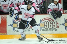 "The Lincoln Stars raised $28,000 in the ""Making Strides Against Breast Cancer"" jersey auction."