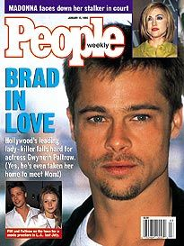 Look Who Bagged Brad. 1996