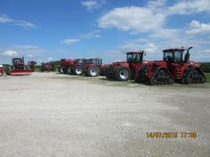 CaseIH Steigers & Magnums:500 rowtrac,500,305,315,2240 sprayer,315,340 & 9380 Case Ih, Farming, Tractors