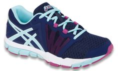 Great cross trainers by Asics