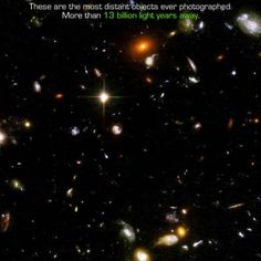 13 billion light years