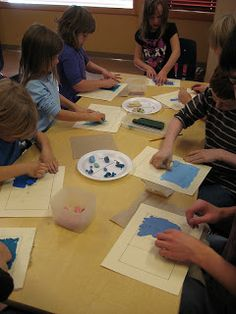 Today in art we started learning about the author and illustrator, Barbara Reid. We watched a video on how she makes her children's books . 3rd Grade Art, Grade 3, Clay Crafts For Kids, Plasticine, Winter Art, Teaching Art, Art Activities, Famous Artists, Art School