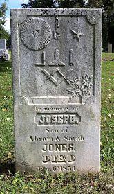 Gravestoned: A Freemasonry symbol bonanza