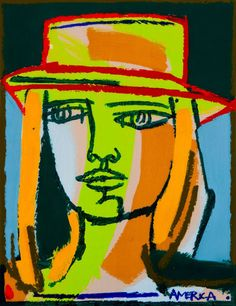 """""""Red Hat"""" by America Martin"""