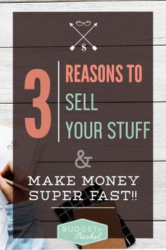 3 incredible benefits of selling items - 3 incredible benefits of selling items Find out how to sell your things minimalism for beginners how to start selling your belongings to make money get rid of the mess when you sell your stuff Save Money On Groceries, Ways To Save Money, Money Tips, Money Saving Tips, How To Make Money, Budgeting Finances, Budgeting Tips, Sell Your Stuff, Things To Sell
