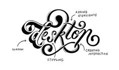 How to: typography by hand with Kate Pullen