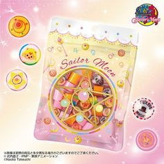 """""""sailor moon"""" """"sailor moon merchandise"""" """"sailor moon toys"""" """"sailor moon collectibles"""" """"sweet moon"""" """"sucre caractere"""" bandai anime japan shop 2015 candy candies food"""